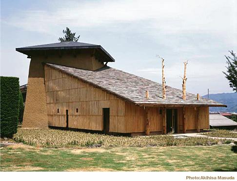 architecture of terunobu fujimori and rojo. Black Bedroom Furniture Sets. Home Design Ideas